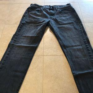 Men's Levi's faded black size 32/30